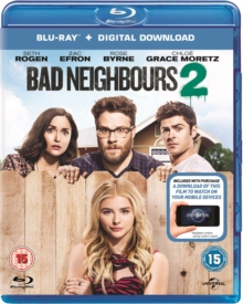 Bad Neighbours 2, Blu-ray