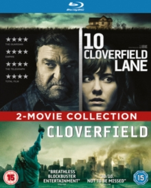 Cloverfield/10 Cloverfield Lane, Blu-ray