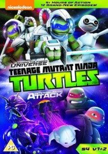 Teenage Mutant Ninja Turtles: Beyond the Known Universe/Inter..., DVD