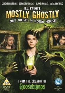 R.L. Stine's Mostly Ghostly - One Night in Doom House, DVD DVD