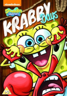 SpongeBob Squarepants: Krabby Days, DVD DVD