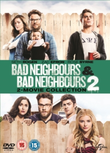 Bad Neighbours/Bad Neighbours 2, DVD