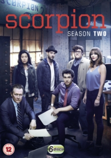 Scorpion: Season Two, DVD