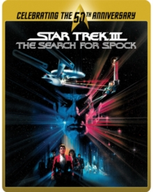 Star Trek 3 - The Search for Spock, Blu-ray