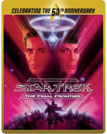 Star Trek 5 - The Final Frontier, Blu-ray