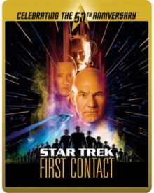 Star Trek: First Contact, Blu-ray