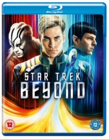 Star Trek Beyond, Blu-ray
