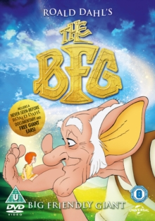 Roald Dahl's the BFG, DVD DVD