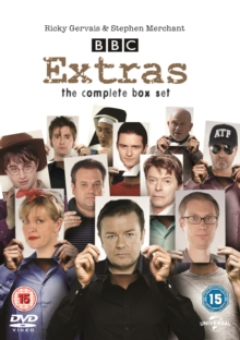 Extras: The Complete Collection, DVD DVD