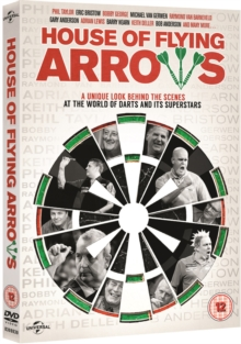 House of the Flying Arrows, DVD