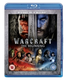 Warcraft: The Beginning, Blu-ray