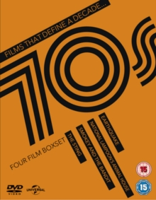 Films That Define a Decade: '70s, DVD