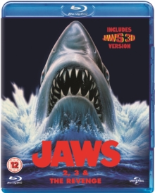 Jaws 2/Jaws 3/Jaws: The Revenge, Blu-ray