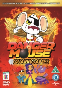 Danger Mouse: Quark Games, DVD