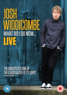 Josh Widdicombe: What Do I Do Now..., DVD