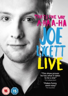 Joe Lycett: That's the Way, A-ha, A-ha, Joe Lycett, DVD DVD