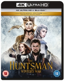The Huntsman - Winter's War, Blu-ray