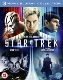 Star Trek/Star Trek Into Darkness/Star Trek Beyond, Blu-ray BluRay