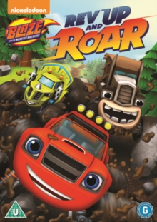 Blaze and the Monster Machines: Rev Up and Roar, DVD