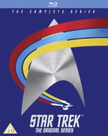 Star Trek the Original Series: Complete, Blu-ray BluRay