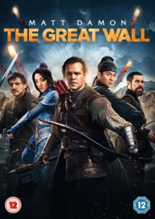 The Great Wall, DVD DVD