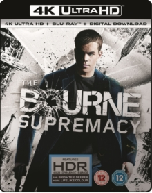 The Bourne Supremacy, Blu-ray