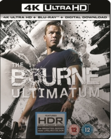 The Bourne Ultimatum, Blu-ray