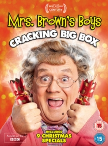 Mrs Brown's Boys: Cracking Big Box, DVD