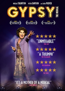 Gypsy: The Musical, DVD