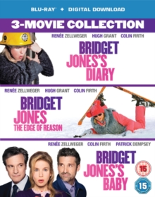 Bridget Jones's Diary/The Edge of Reason/Bridget Jones's Baby, Blu-ray