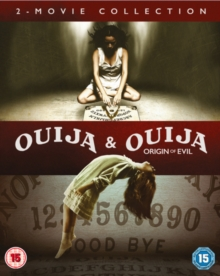 Ouija & Ouija: Origin of Evil, Blu-ray BluRay