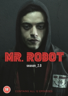 Mr. Robot: Season 2, DVD DVD