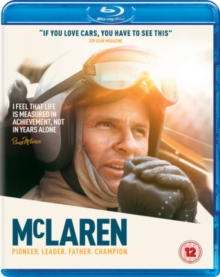McLaren, Blu-ray BluRay