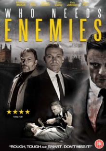 Who Needs Enemies, DVD