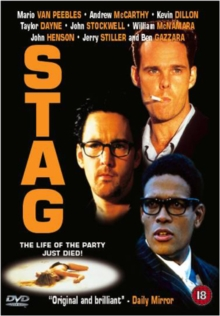 Stag, DVD