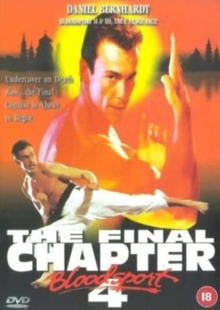 Bloodsport 4 - The Final Chapter, DVD