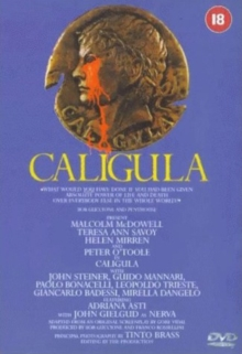 Caligula, DVD
