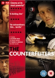 The Counterfeiters, DVD DVD