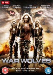 War Wolves, DVD  DVD