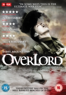 Overlord, DVD