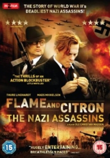 Flame and Citron, DVD
