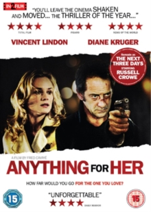 Anything for Her, DVD