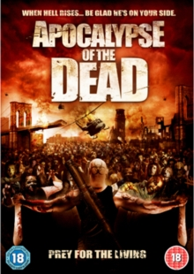 Apocalypse of the Dead, DVD