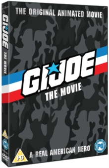 G.I. Joe: The Movie, DVD
