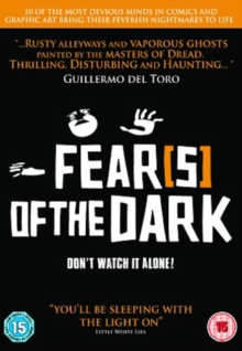 Fear(s) of the Dark, DVD