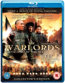 The Warlords, Blu-ray