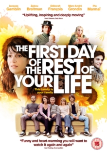 The First Day of the Rest of Your Life, DVD DVD