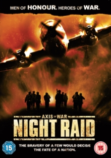 Axis of War: Night Raid, DVD