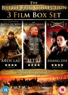The Battle Epic Collection, DVD DVD
