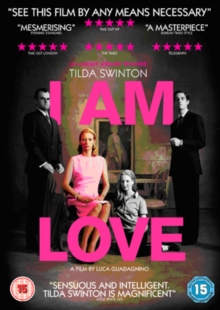I Am Love, DVD  DVD